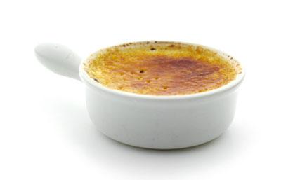 小茶栽堂人氣甜點黑烏龍布蕾