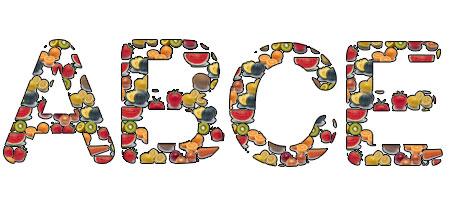 蔬果的膳食纖維與維生素ABCE,讓你的青春補回來
