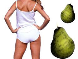 注意!西洋梨型身材可能是胖到失控的指標