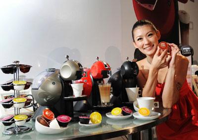 NESCAFÉ Dolce Gusto膠囊咖啡機 讓你的家就是高品質咖啡館