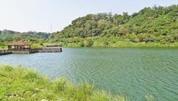 三坑生態公園  (圖片來源:中國時報/王錦河)