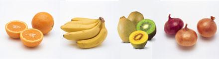 選擇需要削皮和剝皮的蔬果,也是一種提高飲食安全的方式