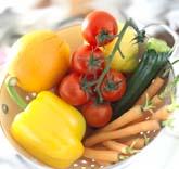 新鮮蔬果對胃最好!
