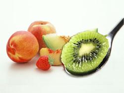 奇異果等水果有多種與美麗肌膚相關的營養素