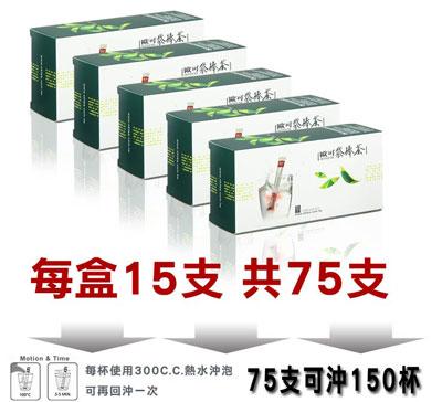 【歐可茶葉】袋棒茶葉任選5盒組(15包盒)