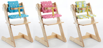 澎湃組【大將作】QMOMO兒童成長椅+坐墊+護欄曲木