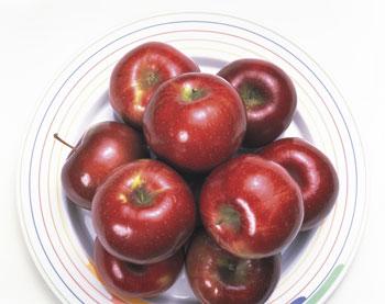 不論哪種蘋果都能抗氧化,有吃會比沒吃好