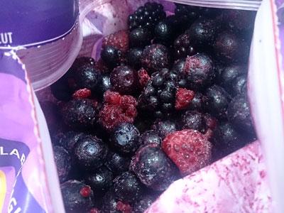 莓類的漿果彭湃包