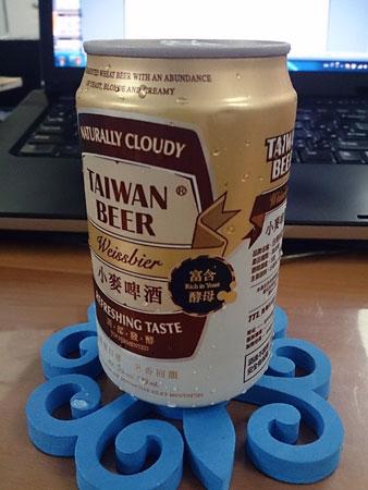 台啤小麥啤酒