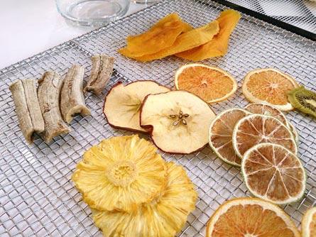 兼顧營養與美味的自製水果乾