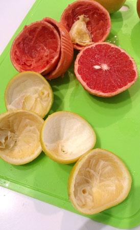 Princess榨汁機絕對是榨柳丁汁、葡萄柚汁的好幫手