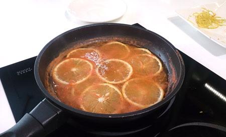 自製橙香糖漿