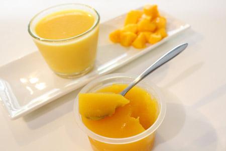 冰鎮芒果果凍,沁涼、消暑的美味甜品