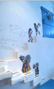 卡哇伊的壁畫