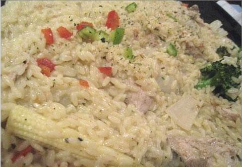 希臘媽媽的燉飯