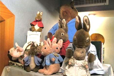 超可愛的彼得兔