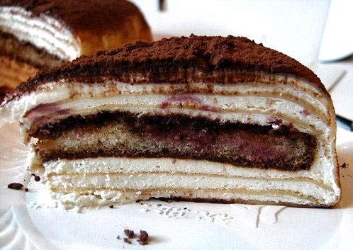 義式拉提千層蛋糕