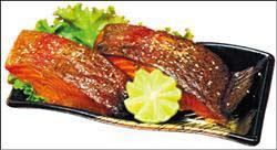魚樂薑汁鮭魚