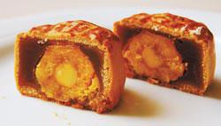 小月餅直徑只有5公分的小月餅,是生計首創,全年買得到