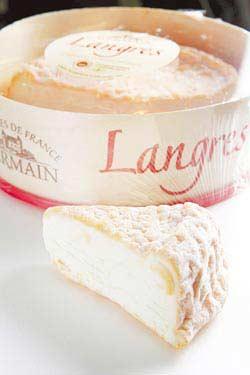 RIANS Langres WASH CHEESE朗格瑞斯洗滌乳酪,含脂60%
