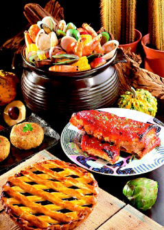 美國國慶來臨,台北遠東推出美國月的餐飲活動