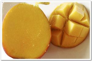 芒果雖好吃,但過敏體質者需注意