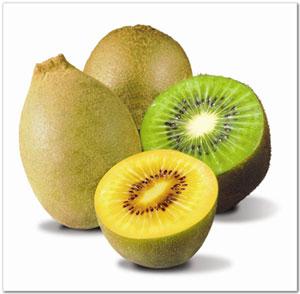 奇異果富含維生素C、鉀,其營養價值為水果之冠