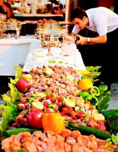 溫德德式烘焙在中秋節將舉辦「主廚現烤精緻吃到飽中秋BBQ派對」。
