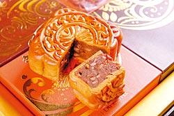漢來大飯店沖繩黑糖栗子又香又軟。攝影  楊為仁