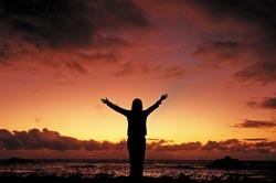 ▲明年第一道曙光將於6點33分在蘭嶼出現。攝影  黃世麒