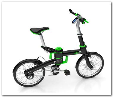 db0電動摺疊自行車
