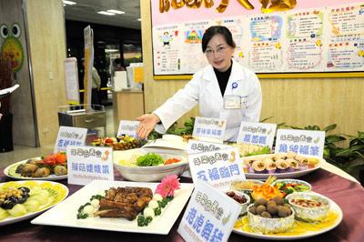 營養師介紹遠離三高健康年菜
