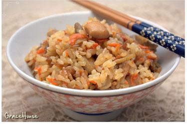 日式雜炊飯