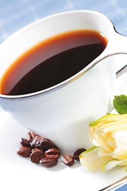 莊園咖啡/120元▲採用尼加拉瓜檸檬樹莊園咖啡豆,也是2008年COE咖啡競賽的亞軍精品咖啡。攝影  鄭夙玲