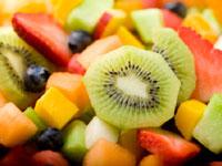 水果中有三大酵素:奇異果、木瓜、鳳梨,這三種都對腸胃道消化特別有幫助