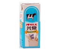 光泉低脂高鈣牛乳